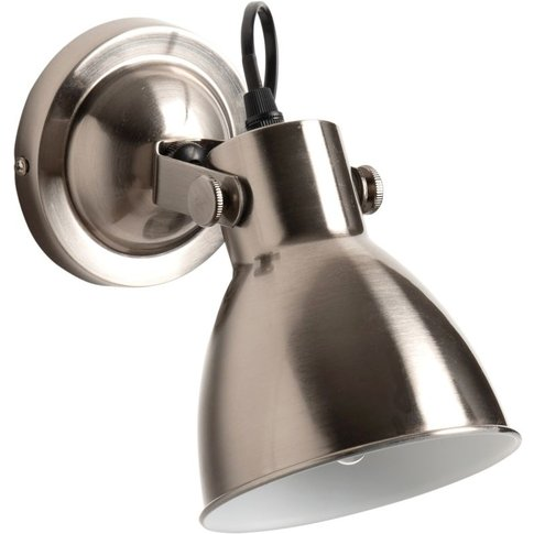 Zinc Metal Wall Light