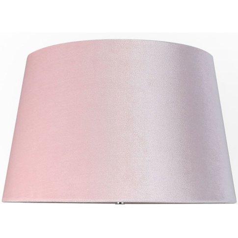19in Velvet Empire Shade Blush Pink - Cimc