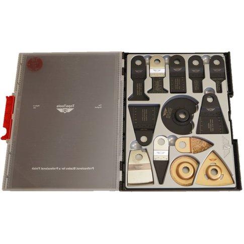 30pcs Mix Fast Fit Blade Box Set - Sw_Wxk30 - Topstools
