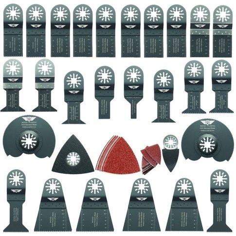68pcs Topstools Mix Multitool Blade Kit - Unk68sk
