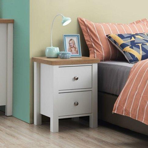 Astbury Bedside Cabinet Bedroom Furniture Nightstand...