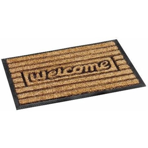 Fitzroy Doormat - Welcome - 40 X 60cm - Bruce Starke