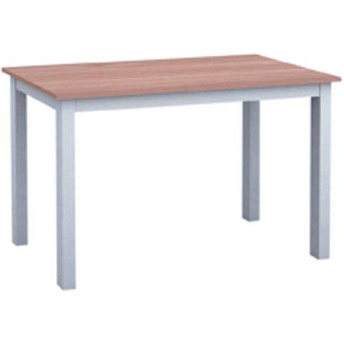 Ceeder Dining Table Grey - Netfurniture