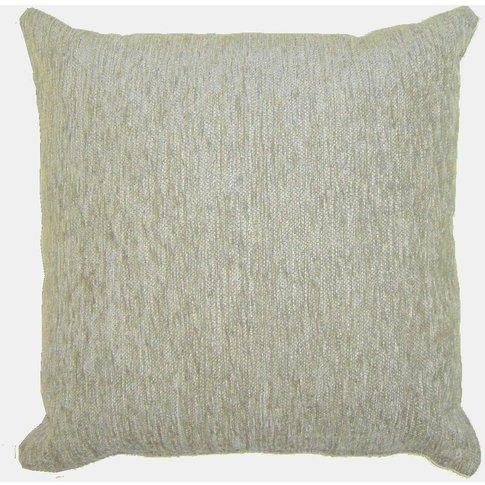Chenille Grey Cushion Cover 45x45cm - R - Rapport