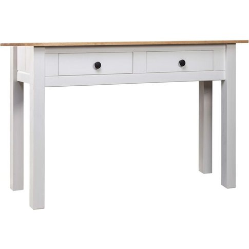 Console Table Solid Pine Wood Panama Range 110x40x72...