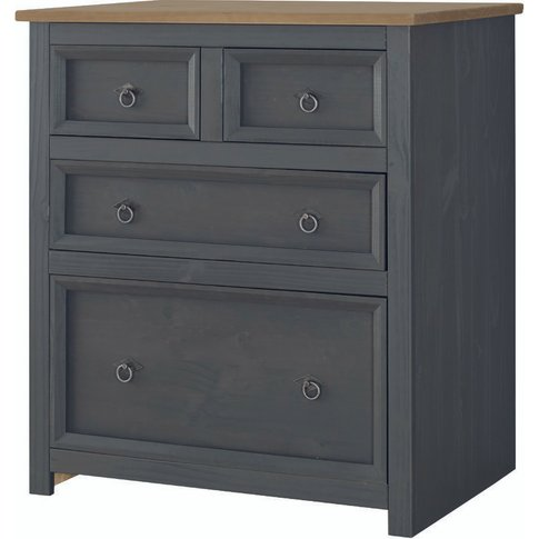 2+2 Drawer Chest - Home Furniture Ideas