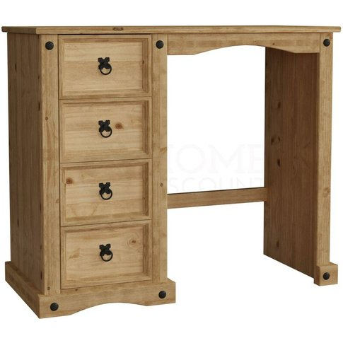 Corona Dressing Table - Home Discount