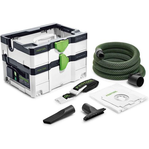 Festool Cleantec Ctl Sys Gb 240v Mobile Dust Extract...