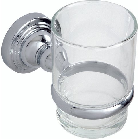 Fidelity Glass Toothbrush Holder - Wholesale Domestic