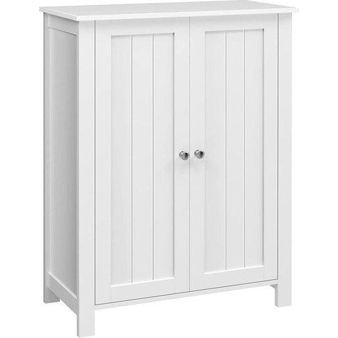 Freestanding Bathroom Cabinet Storage Cupboard Unit ...