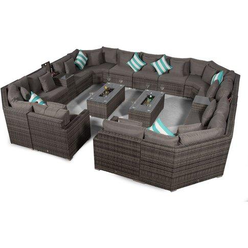 Modern Furniture Direct - Giardino Santorini Large 1...
