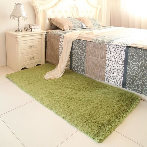 Green Carpet Living Room Carpet Bedroom Rugs Polyest...