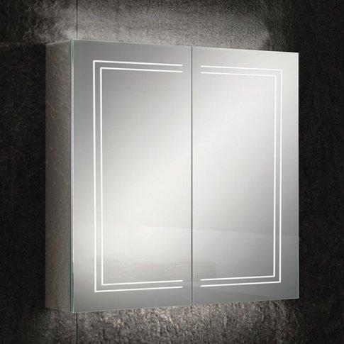 Edge 80 Aluminium Led Double Door Bathroom Cabinet 7...
