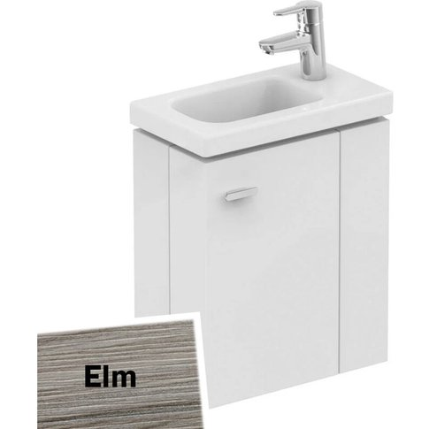 Concept Space Wall Hung Vanity Unit With Rh Basin 45...