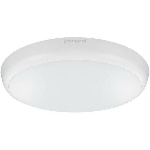 Integral - Led Flush Ceiling / Wall Light 18w 4000k ...