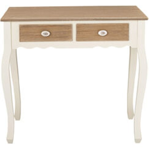 Jewel Console Table With Drawers - Netfurniture