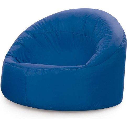 Large Kids Hug Chair - Indoor Outdoor Bean Bag - Bea...