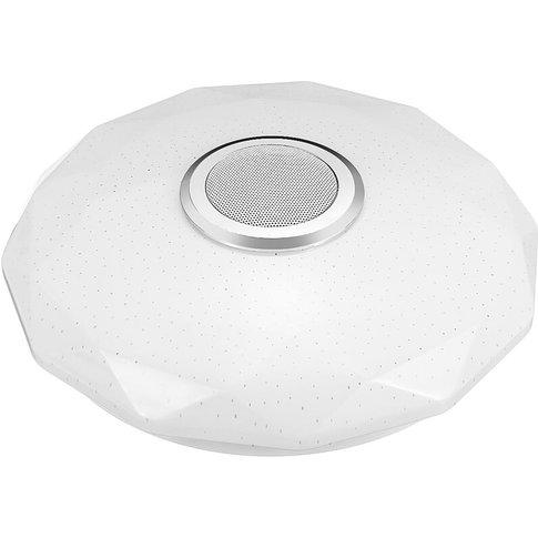 Led Ceiling Light 72w 30cm Rgb Lamp Bluetooth Music ...