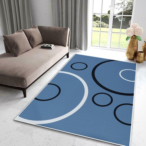 Small Extra Large Modern Living Room Runner Rug - Mohoo