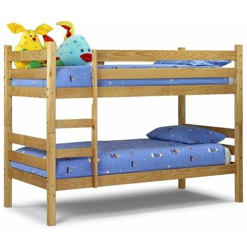 Ashfield Bunk Beds - Pine Bunk Bed 2 X 3ft (90cm)