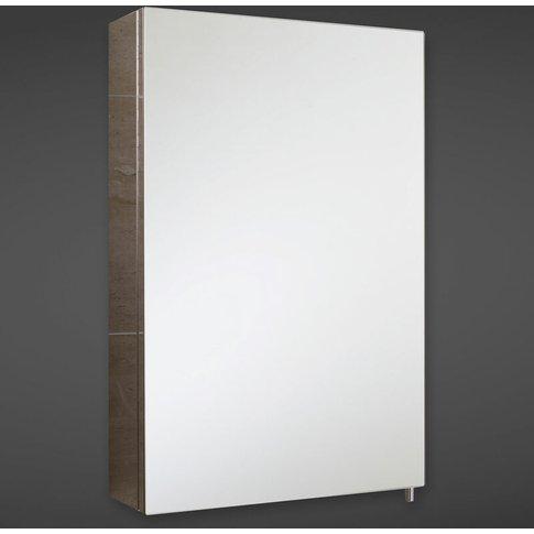 Rak Cube Mirrored Bathroom Cabinet 600mm H X 400mm W...