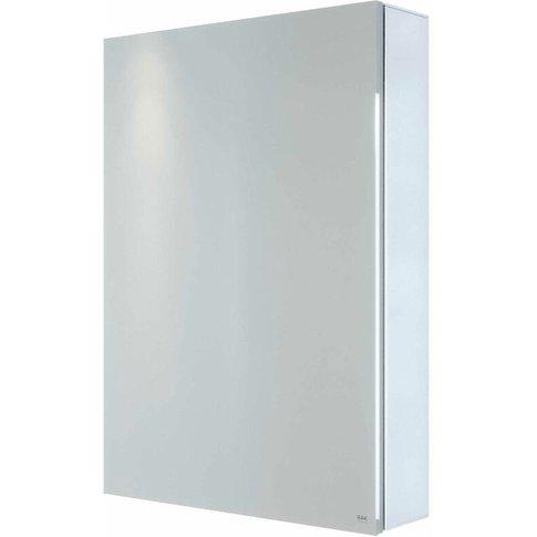 Rak Gemini 1-Door Mirrored Bathroom Cabinet 700mm H ...