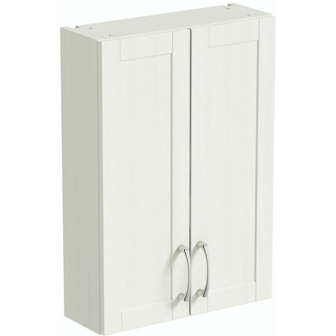 Newbury White Wall Hung Cabinet 720 X 500mm - Reeves