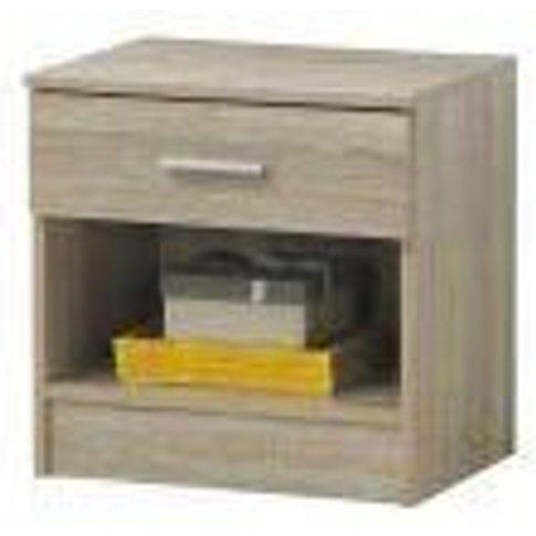 Rio Costa Bedside Cabinet Bedroom Furniture Nightsta...
