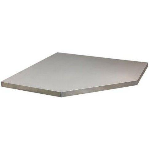 Apms60ss Stainless Steel Worktop For Modular Corner ...