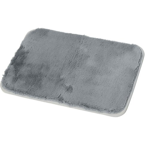 Shaggy Door Mat - Soft Faux Fur Living Room Floor Pl...