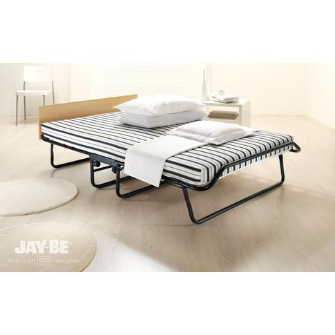 Jay-Be Jubilee Folding Guest Bed, Small Single