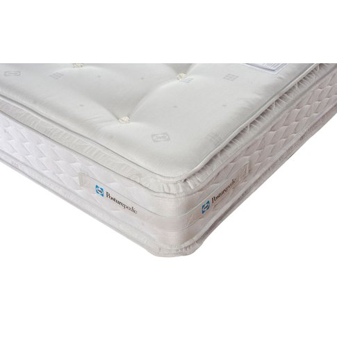 Sealy Coniston Contract Pillow Top Mattress, Superking