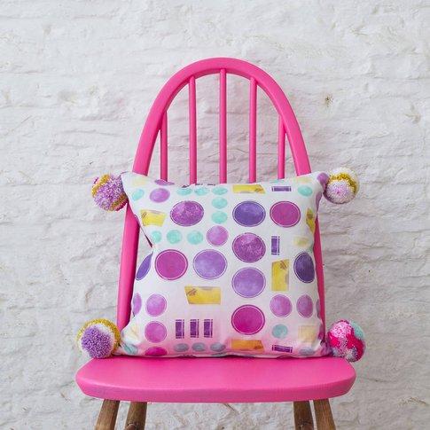 Bon Pom Games Cushion