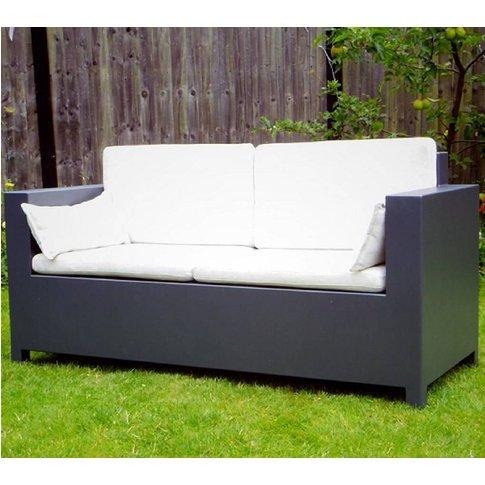 Elegance Aluminium Sofa