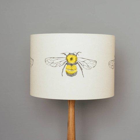 Honey Bee Lampshade