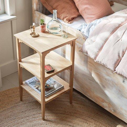 Harpley Oak Side Table