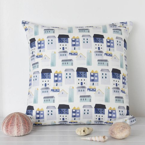 Harbour Houses Cushion Cover