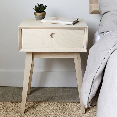 Bedside Table Plywood