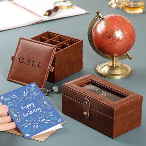 Classic Gents' Desk Accessories Gift Set