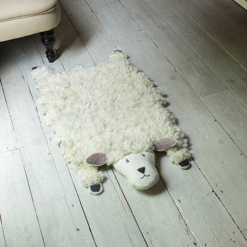 Shirley Sheep Animal Rug