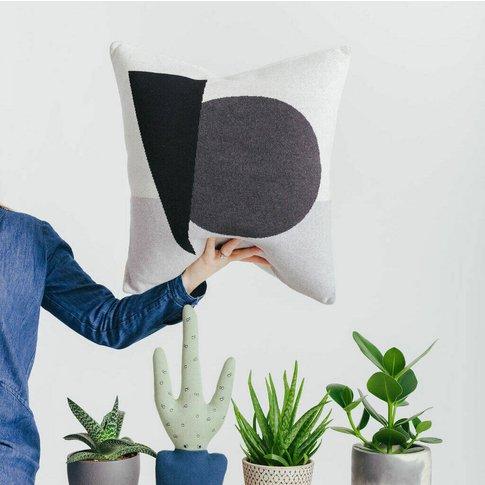 Bushwick Cushion Mono