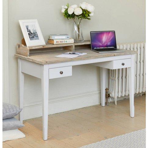 Ridley Grey Desk Dressing Table
