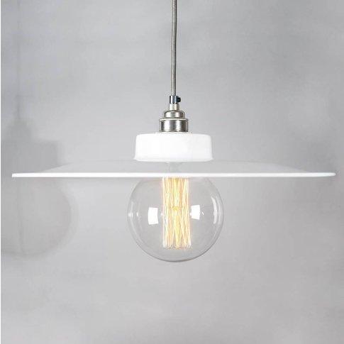 Coolie Pendant Light Pendant, White/Midnight/Black