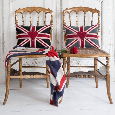 Mini Union Jack Cushion
