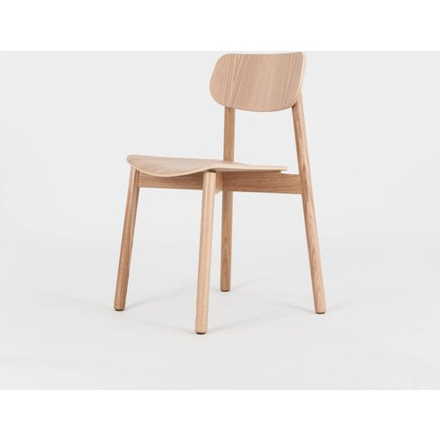 Oak Dining Chair Otis