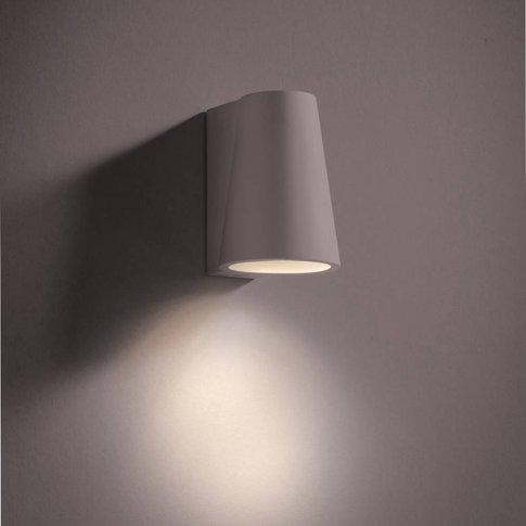 Plaster Wall Light