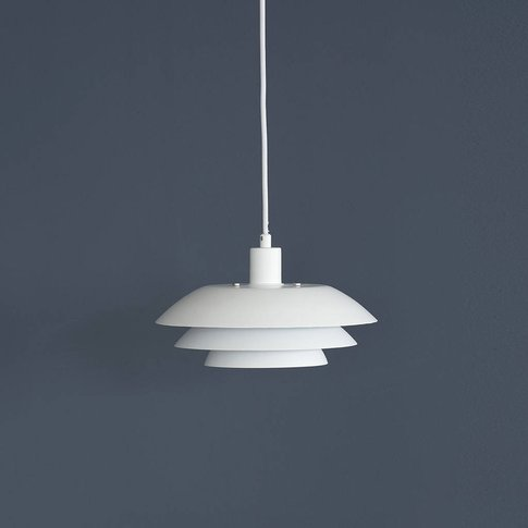 Layered Pendant Light