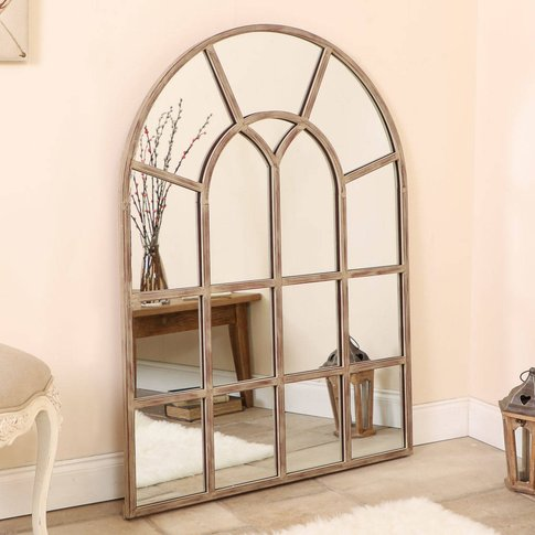 Melrose Gothic Window Multi Wall Mirror