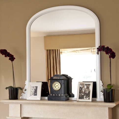 Delphine Overmantle Mirror