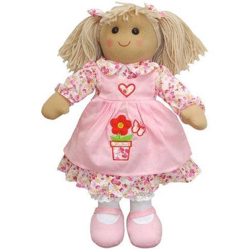 Flowerpot Rag Doll